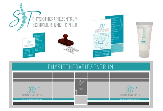 Corporate Design Physiotherapie