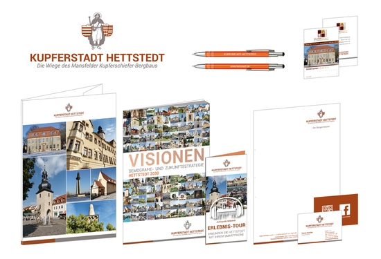 Corporate Design Hettstedt