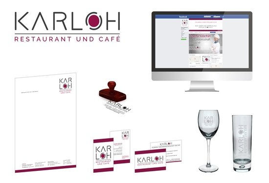 Corporate Design Restaurant